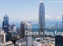 Climate Hong Kong