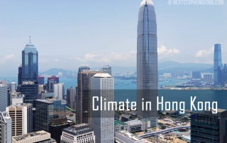 How Is the Climate in Hong Kong