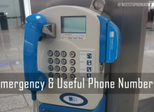 Emergency and Useful Numbers