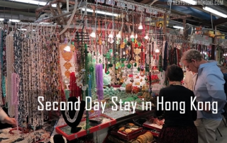 Second Day Stay Hong Kong