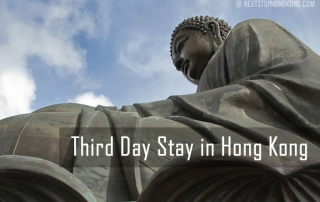 Third Day Stay in Hong Kong