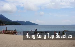 Hong Kong Top Beaches