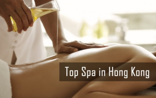 Hong Kong Top Spas