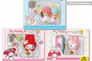 My Melody & Little Twin Stars Limited 3D Octopus Card
