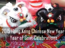 Goat Year 2015 Chinese New Year