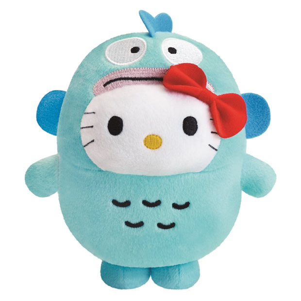 Hong Kong McDonald's x Sanrio - Bubbly Day Set - Hangyodon