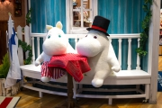 Moomin Bakery Cafe Hong Kong