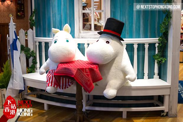 Moomin Bakery & Café Opens in Hong Kong