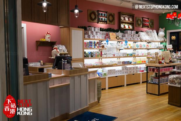 Moomin souvenir store