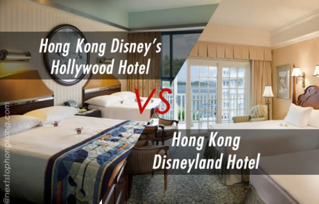 Disneyland Hotels Comparison