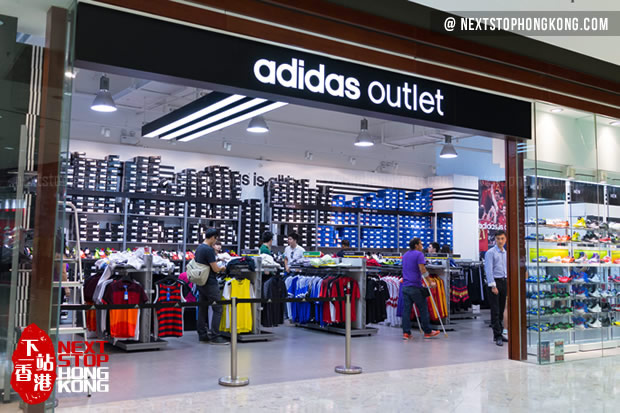 Adidas Factory Outlet in Citygate Outlets