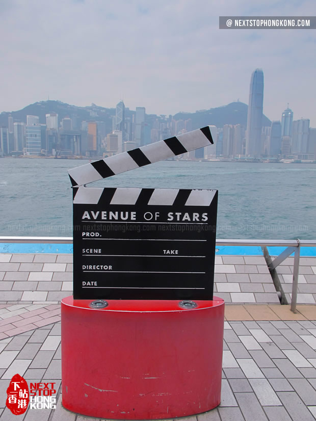 Movie-related Sculpture on Avenue of Stars