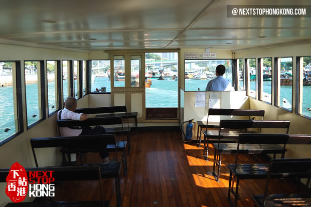 Boat Taxi to Jumbo Kingdom Restaurant