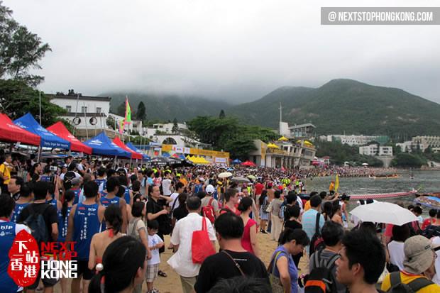 Dragon Boat Festival-Crowds