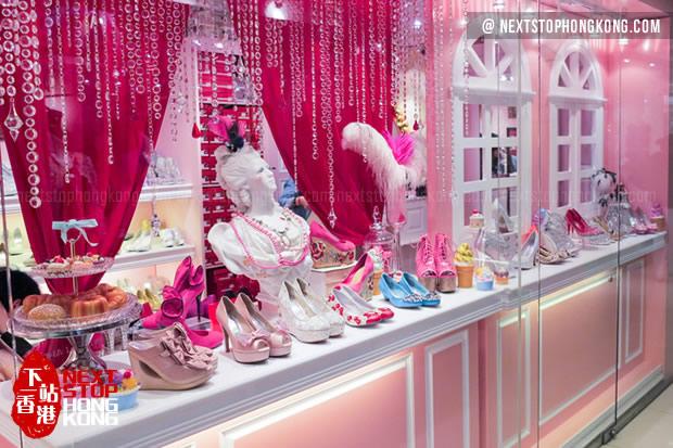 Shoe Store inside LaForet