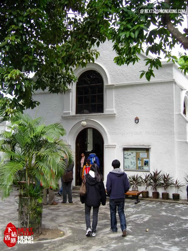 Morrison Chapel - Macau Attractions