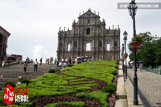 Ruins of St.Paul's - Macau Attractions