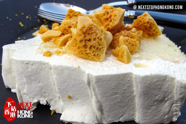 Caramel Crunch Cake from Sevva Bar
