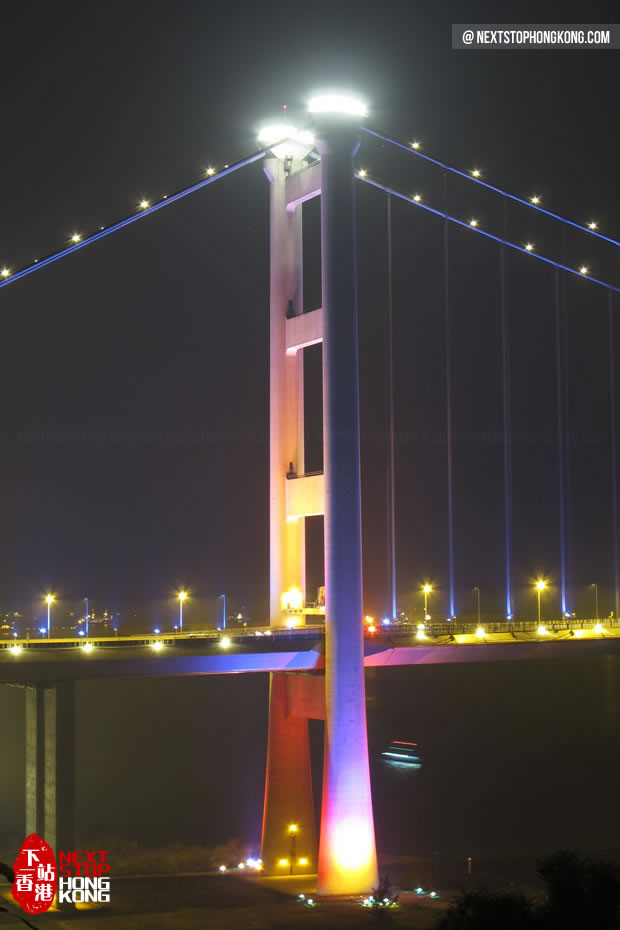 Tsing Ma Bridge Pillar