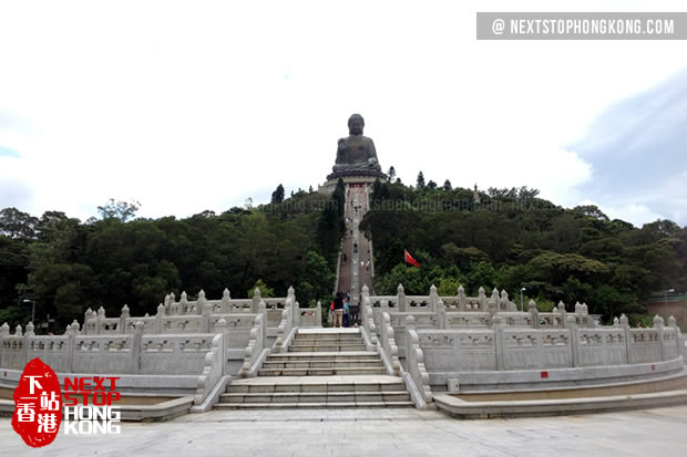 268 Steps to the Big Buddha Platform