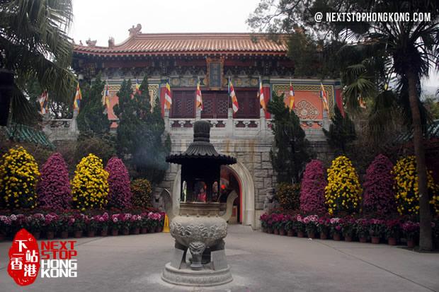 Po Lin Monastery of Ngong Ping