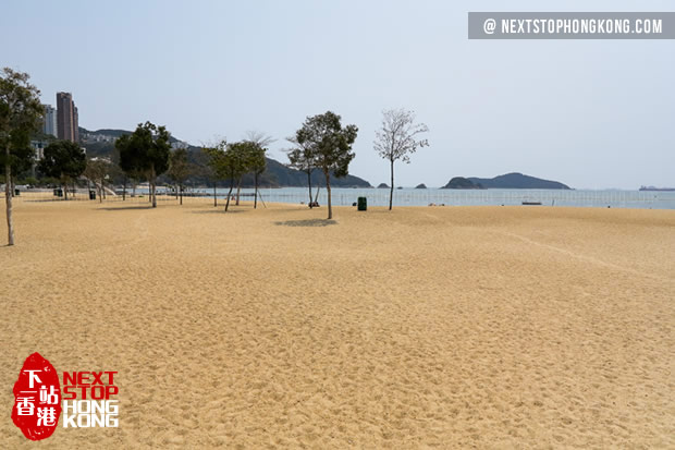 Fine Sands on The Beach of Repulse Bay