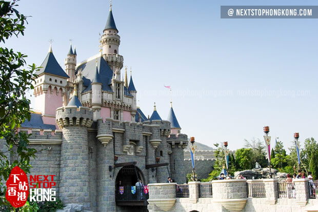Sleeping Beauty Castle (Fantasyland, Disneyland)