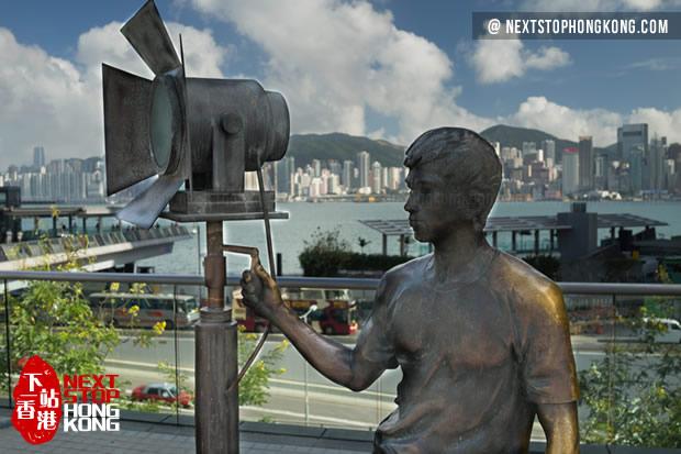 Lighting Technician Statue
