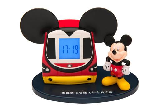 MTR x 10th Anniversary of Disneyland Resort Line Souvenir Ticket Sets
