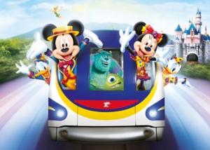 MTR Disneyland 10 Anniversary Ticket Promotion