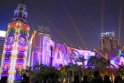 2016 Hong Kong Pulse 3D Light Show
