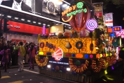 Cathay Pacific International Chinese New Year Night Parade 2016