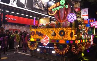 Chinese New Year Night Parade