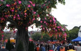 Lam Tsuen Well-Wishing Festival