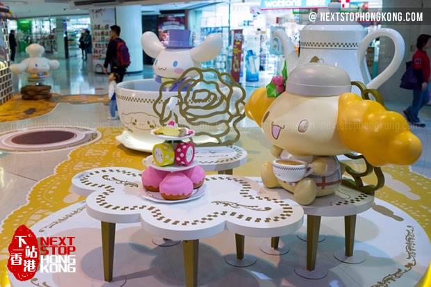 A Delicious Adventure with Cinnamoroll Exhibition
