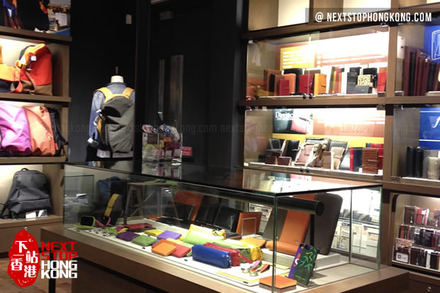 First Eslite Book Store in Hong Kong