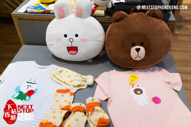 LINE Friends Store in Hysan Place