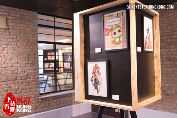 Comics Exhibition