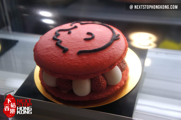 Macaron Cake from Charlie Brown Café