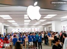 Kowloon Festival Walk Apple Store