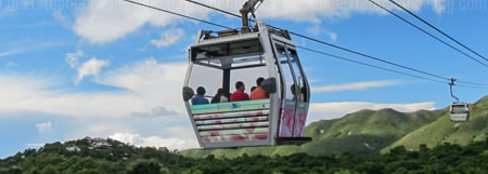 Ngong Ping Cable Car Discounts