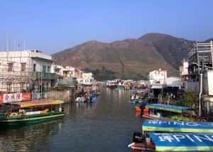 Tai O - traditional fishing village