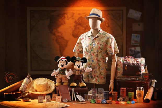 Trading Post Souvenir Shop in Disney Explorers Lodge
