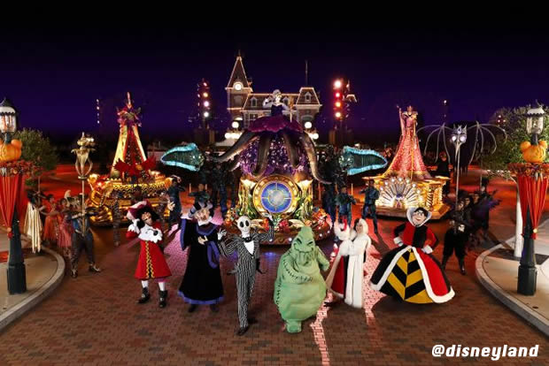 Hong Kong Disneyland Halloween Time 2017