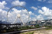 Hong Kong Observation Wheel Unexpected Closure May Last Longer