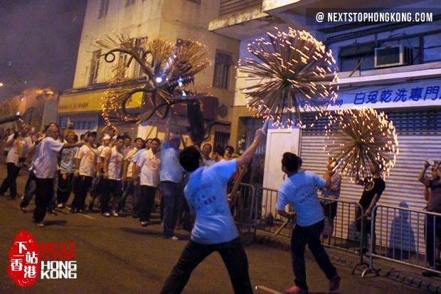 香港2013中秋大坑舞火龍