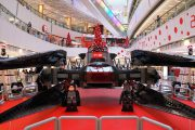 Part 1: apm LEGO x Star Wars The Last Jedi Exhibition