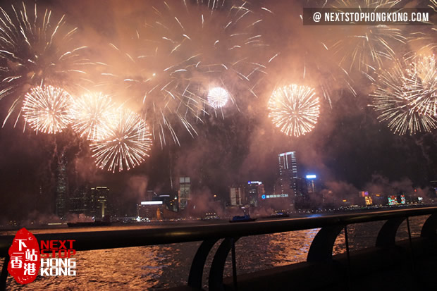 Best Places for Hong Kong 2019 Chinese New Year Fireworks