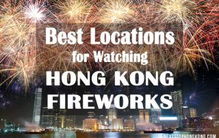 where are the best places to enjoy hong kong fireworks show