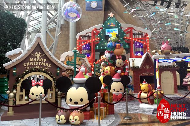 2018 Best 20 Themed Christmas Display In Hong Kong Shopping Malls